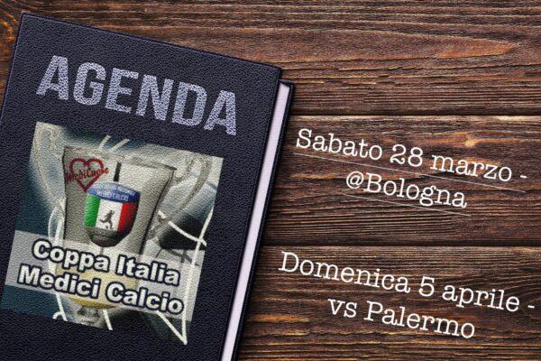 COPPA ITALIA MEDICI – i preliminari dell'edizione 2020
