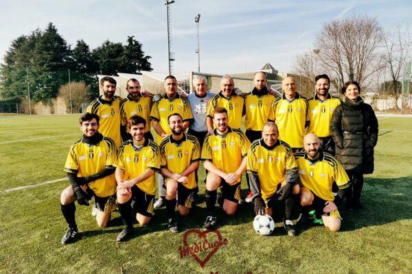 CALCIO – Ripresa la preparazione ufficiale