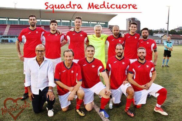 CALCIO – Marzo di passione per la squadra Medicuore