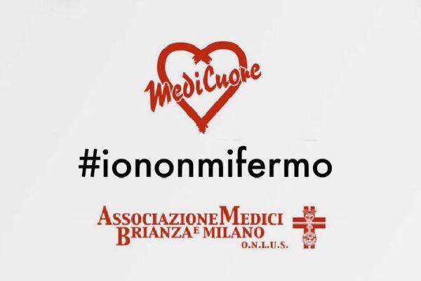 L'Associazione lancia l'hashtag IO NON MI FERMO