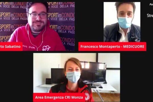 Medicuore contro il Covid-19: donazione di due sanificatori alla Croce Rossa di Monza