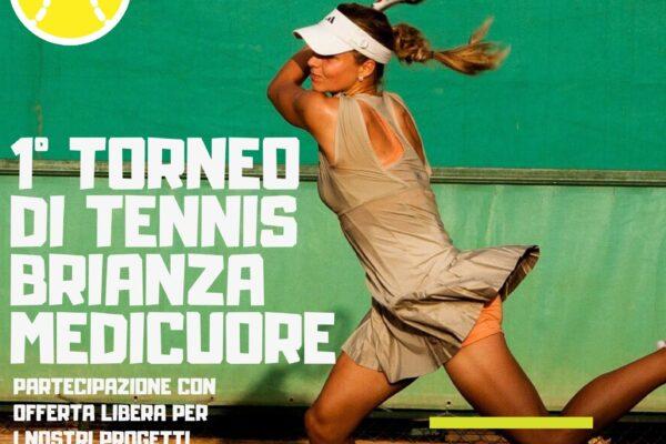 1° Torneo Tennis Brianza Medicuore